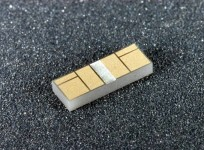AlN Laser Diode Carriers - Pre-deposited AuSn