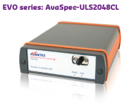 AvaSpec-ULS2048CL-EVO UV/VIS 250-850 Spectrometer