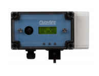 Dual O2-CO2 Monitor 0-25% And 0-10.000 ppm