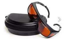 EKSMA Optics - Spectacles for Nd:YAG and Ti:Sapphire Applications