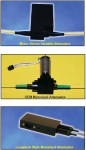 ELECTRICALLY CONTROLLED ATTENUATOR DD-100-11-1300/1550-9/125-S-40-XX-3-1-485:1-6-DR