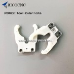 HSK63F CNC Tool Finger Forks for HSK 63F Tool Holder Clamping
