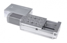 High Vacuum Motorized Linear Stage  X-LSM100B-SV2