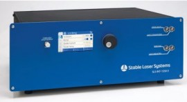 Hz-Level Rack Mounted Laser System SLS-INT-1550-200-3