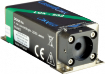 LCX-532L-100-CSB: 532nm Low Noise DPSS Laser
