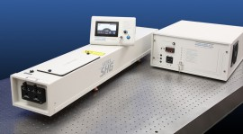 LEXEL QUANTUM 8 SHG CW Deep UV Laser And Tunable Visible Argon Ion Laser