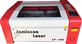 LP-640 Laser Machine With 16″ x 24″ Work Area