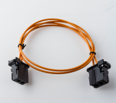 MOST automobile multimedia plastic optical fiber patch cord for car control system