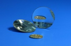 Metal Coated Concave Mirror
