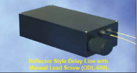 OPTICAL DELAY LINES ODL-600-11-1550-9/125-S-60-3A3A-1-1
