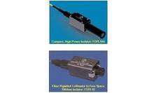 HIGH POWER FREE SPACE AND FIBER PIGTAILED ISOLATORS