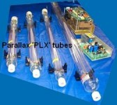 PLX80 series CO2 laser tubes