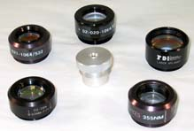 Precision Optics For High-Power Lasers 02-021-532