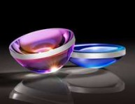 Precision UV Fused Silica Aspheric Lenses