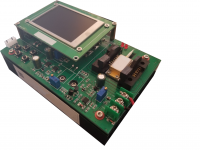 SkyDRIVE-mini-CW-3A - Butterfly laser diode driver