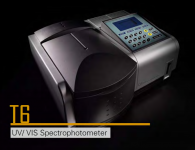 T6V UV/VIS Spectrophotometer