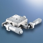 Thin-type XY-axis Manual Stage - BSS23-40 (Linear Ball Guide)