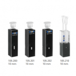 ULTRA-MICRO CELLS WITH PE STOPPER 105.200-QS