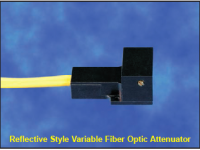 VARIABLE FIBER OPTIC ATTENUATOR BB-600-11-1300/1550-9/125-S-40-3S3S-3-1-HP