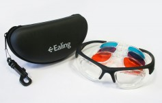 Visible Laser Safety Glasses Kit (All-In-One)