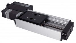 Zaber Technologies - Motorized Linear Stage with Built-in Controller and Motor Encoder - X-LHM-E