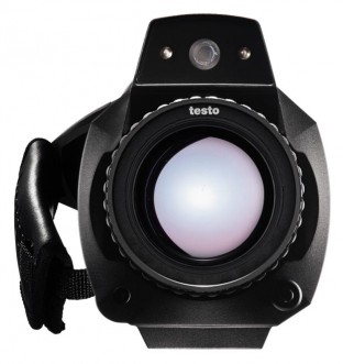 testo 885 Set - Thermal Imager and Super-Telephoto Lenses