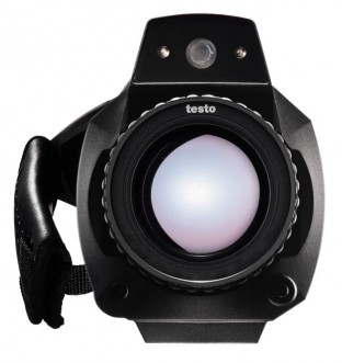 testo 890 - Thermal Imager and Super-Telephoto Lens